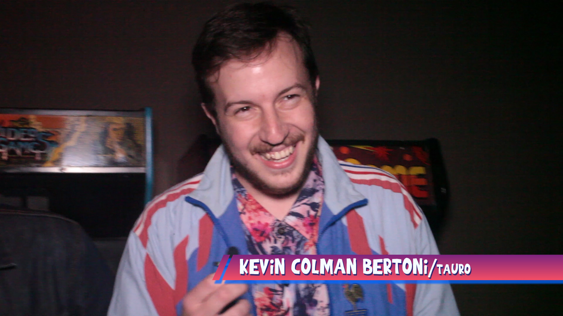 TAURO/ KEVIN COLMAN BERTONI