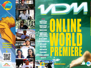 ONLINE WORLD PREMIERE