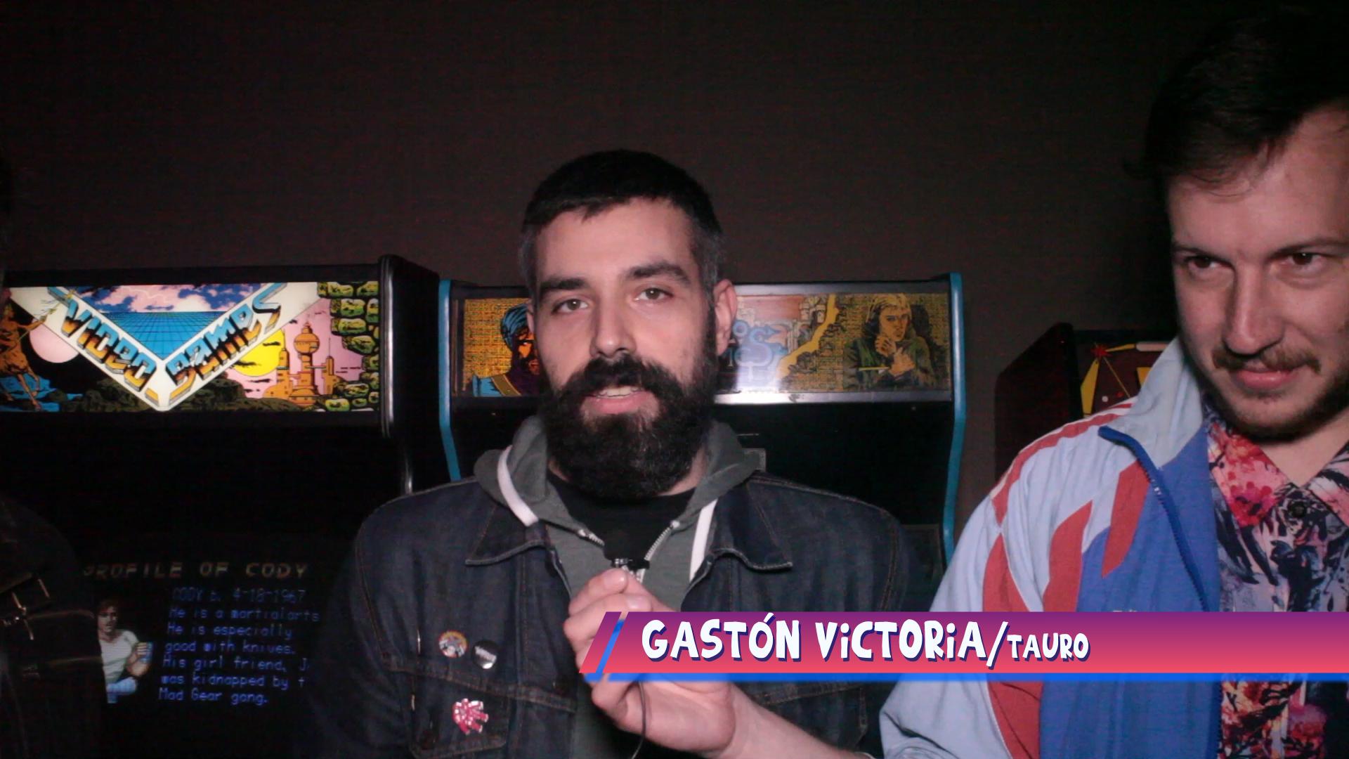 TAURO/ GASTON VICTORIA