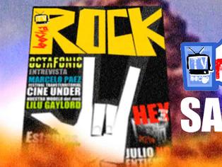 SALIÓ la revista bocha-TVROCK! N1