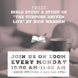 Purpose Driven Life