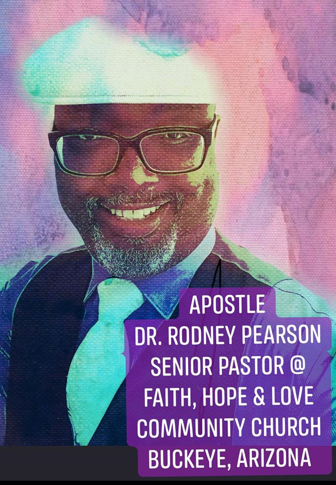 Dr. Rodney Pearson