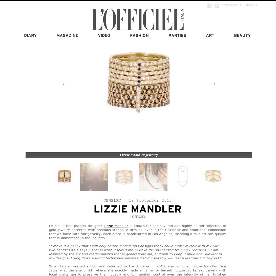Lizzie Mandler