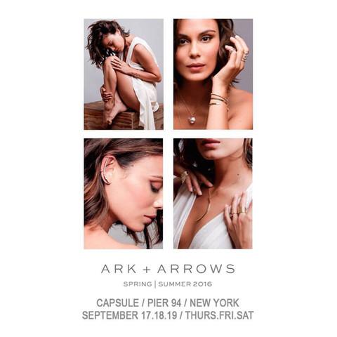 Ark + Arrows at Capsule