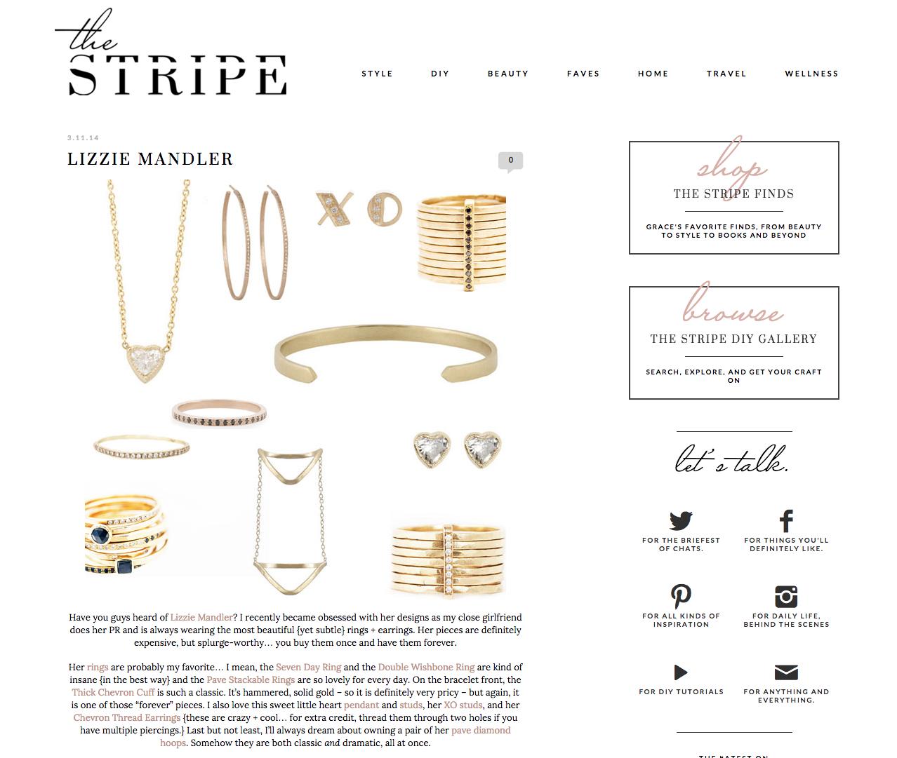 Lizzie Mandler Pieces