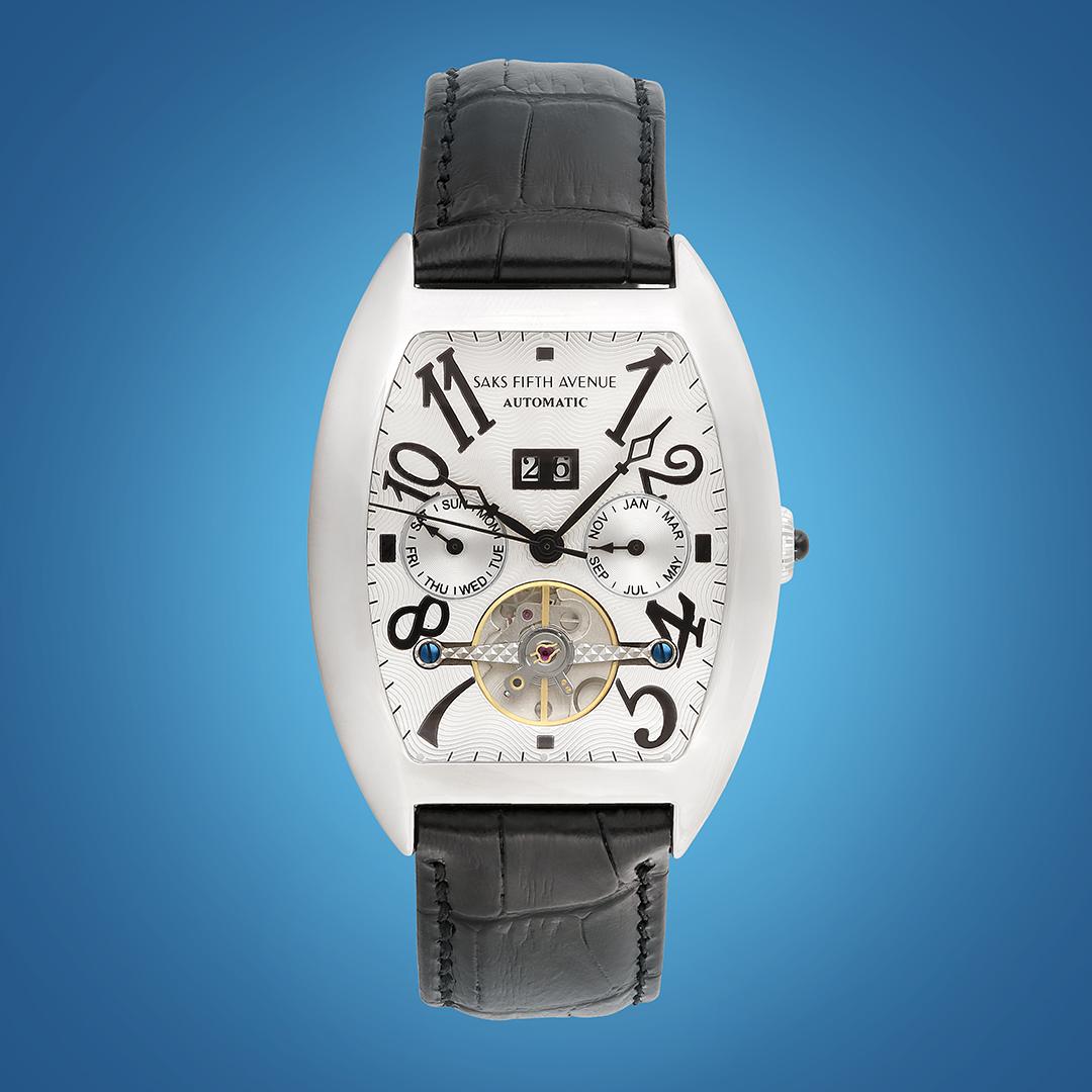 Mens Watch Advertisement Image