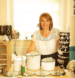 Heidi Reid award winning Cheshire wedding accessory designer