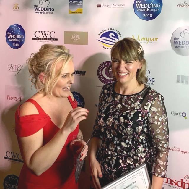 The Wedding Awards 2018 Glorious by Heidi