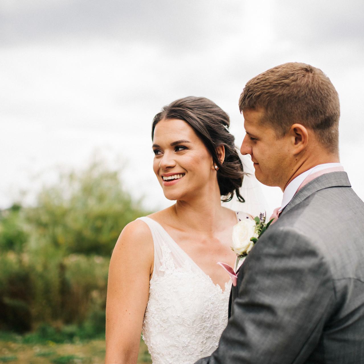 Real Bride Amy