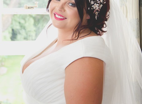 Going bespoke for your wedding day hair accessory