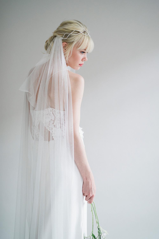 Crystal Diamante Wedding Headband Cheshire Bridal Accessories