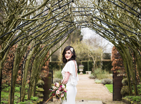 Luxe Bridal Inspiration at Cheshire's Historic Adlington Hall