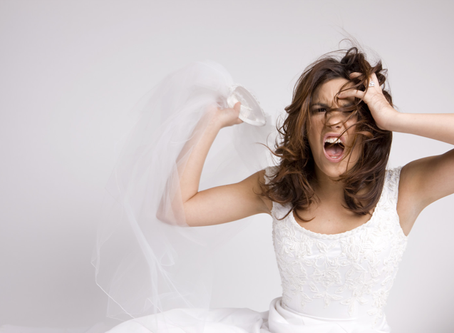 Wedding stress & how to beat it
