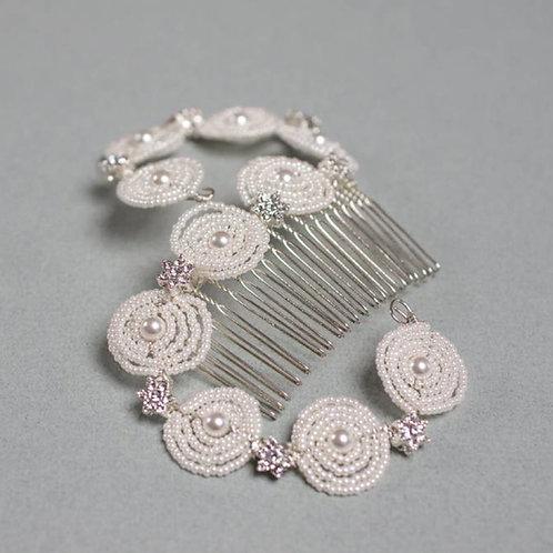 Art Deco Wedding Hair Accessory