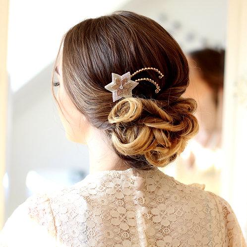 Astrid || Shooting Star Wedding Hair Pin