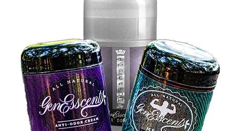 All Natural Anti-Odor Creams