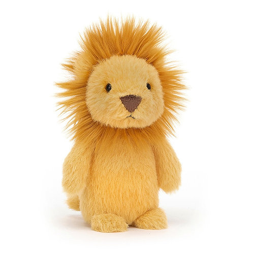 Fluffy Lion