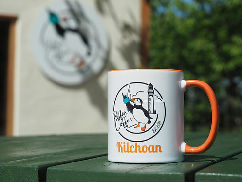 Puffin Coffee Mug