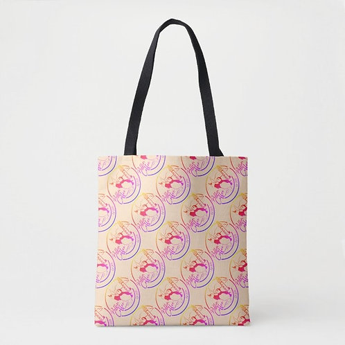 Puffin Coffee Tote Bag Reversible