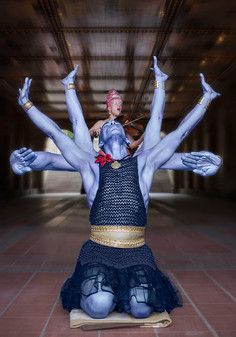 Shiva & Parvati