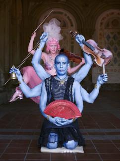 Shiva & Parvati 2