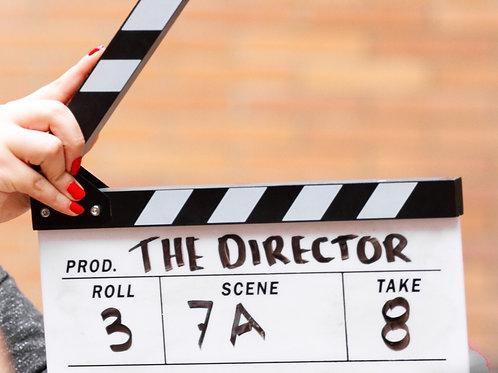 New Director Set Up
