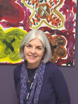Art Therapist Margaret Sands-Goldste