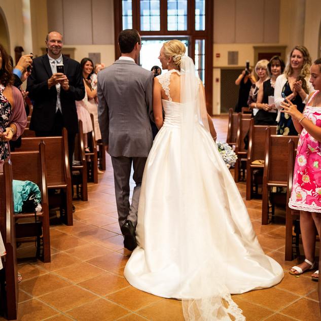 Providence College Kirkbrae Wedding Corb