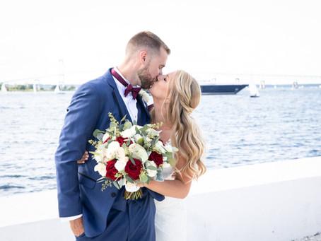 A Classic Newport Wedding