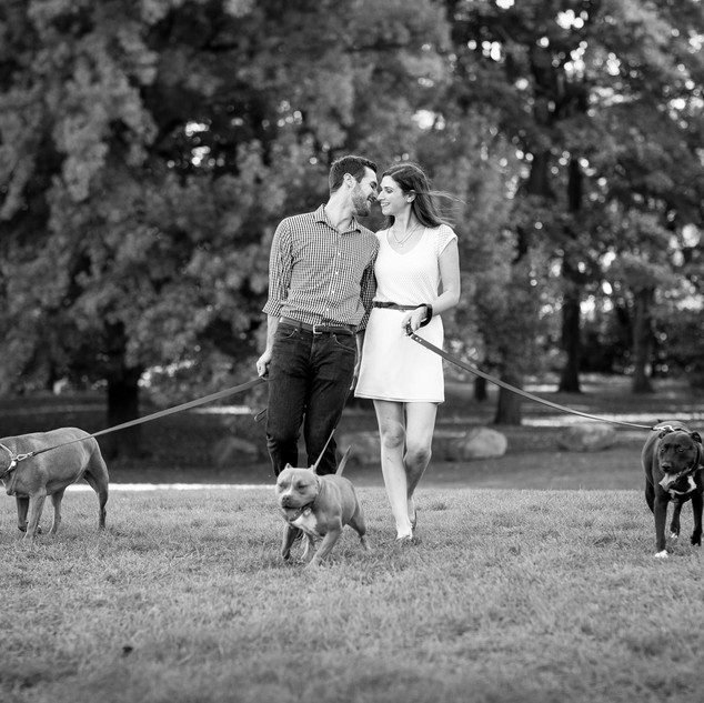Roger Willaims Engagement Corbman BW-094