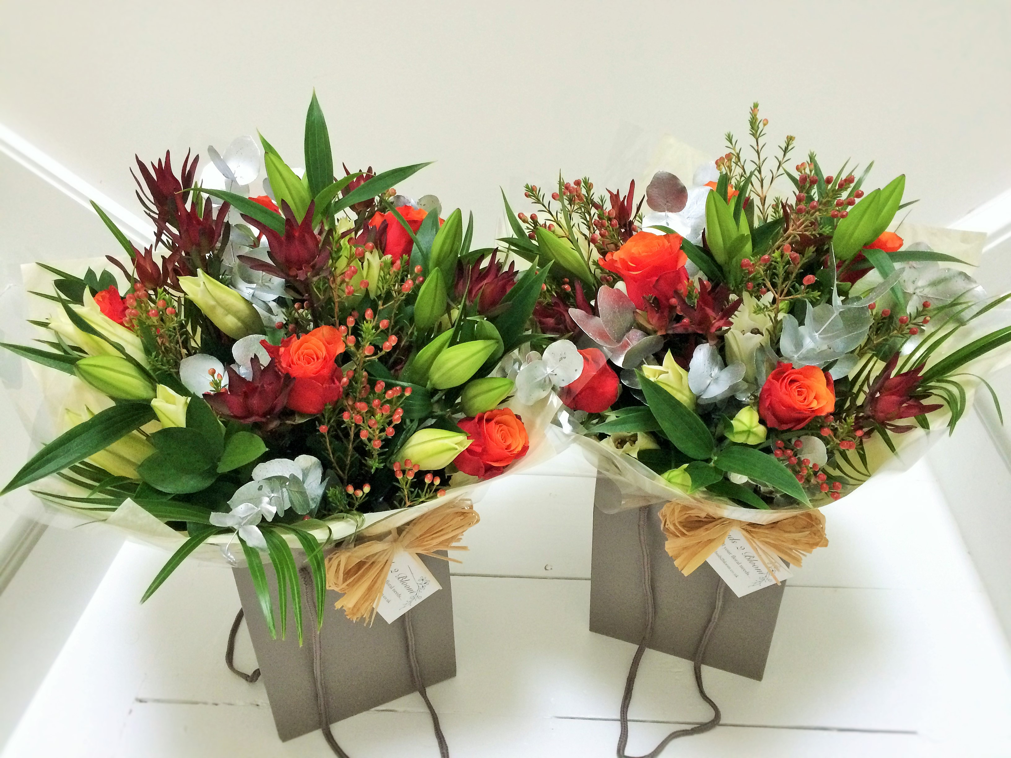 Xmas Bouquets