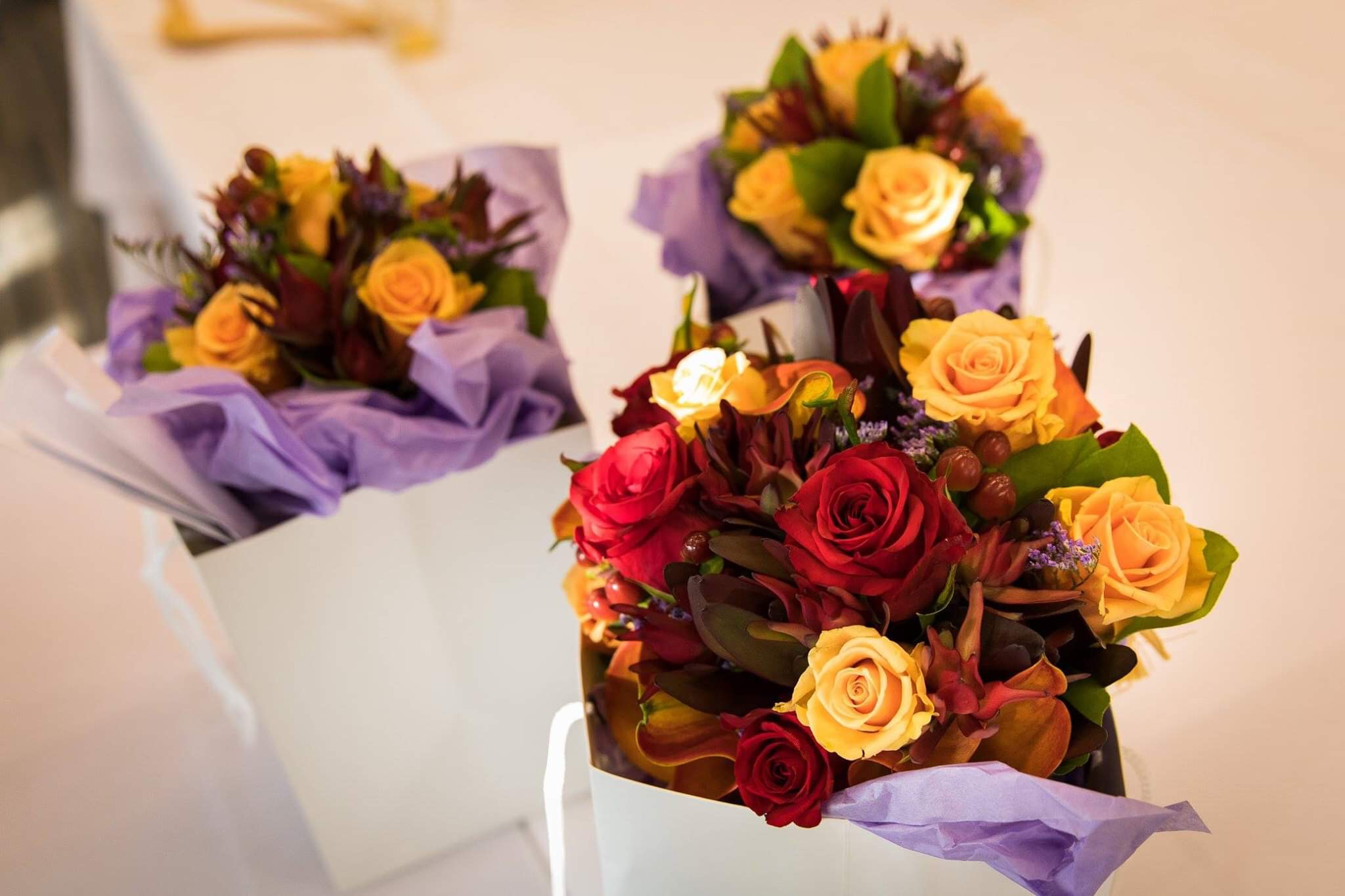 Beautiful Handtied Bouquets