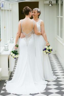 Gorgeous Handtied Bridal Bouquets