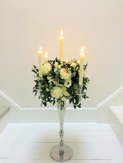 Candelabra Table Centrepiece