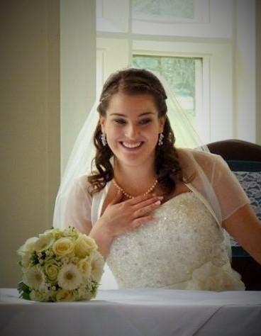 Gorgeous Handtied Bridal Bouquet