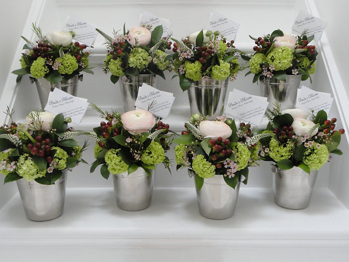 Table Centrepieces, Buds 2 Bloom, Florist, Winchester