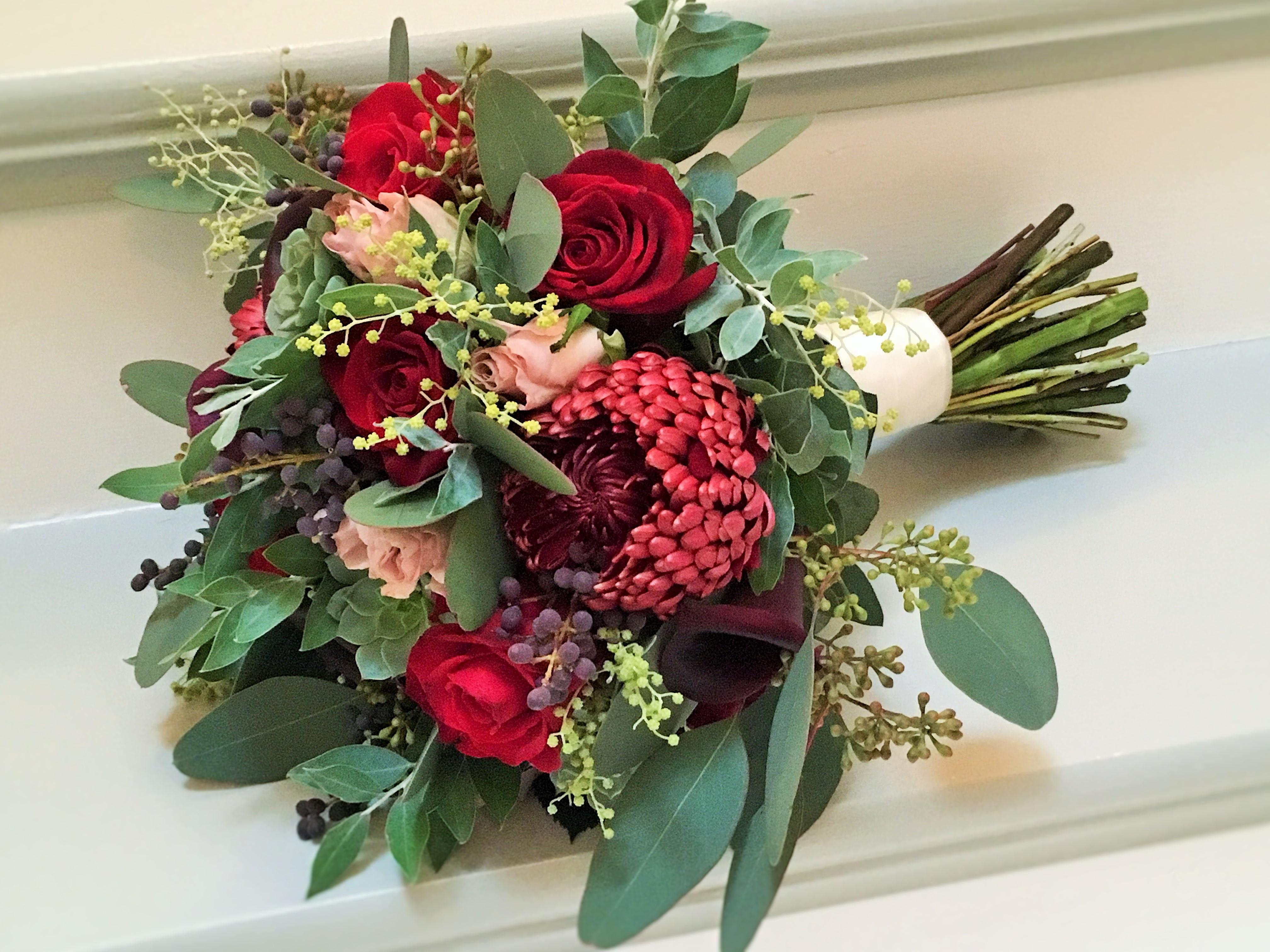 Beautiful Handtied Bridal Bouquet