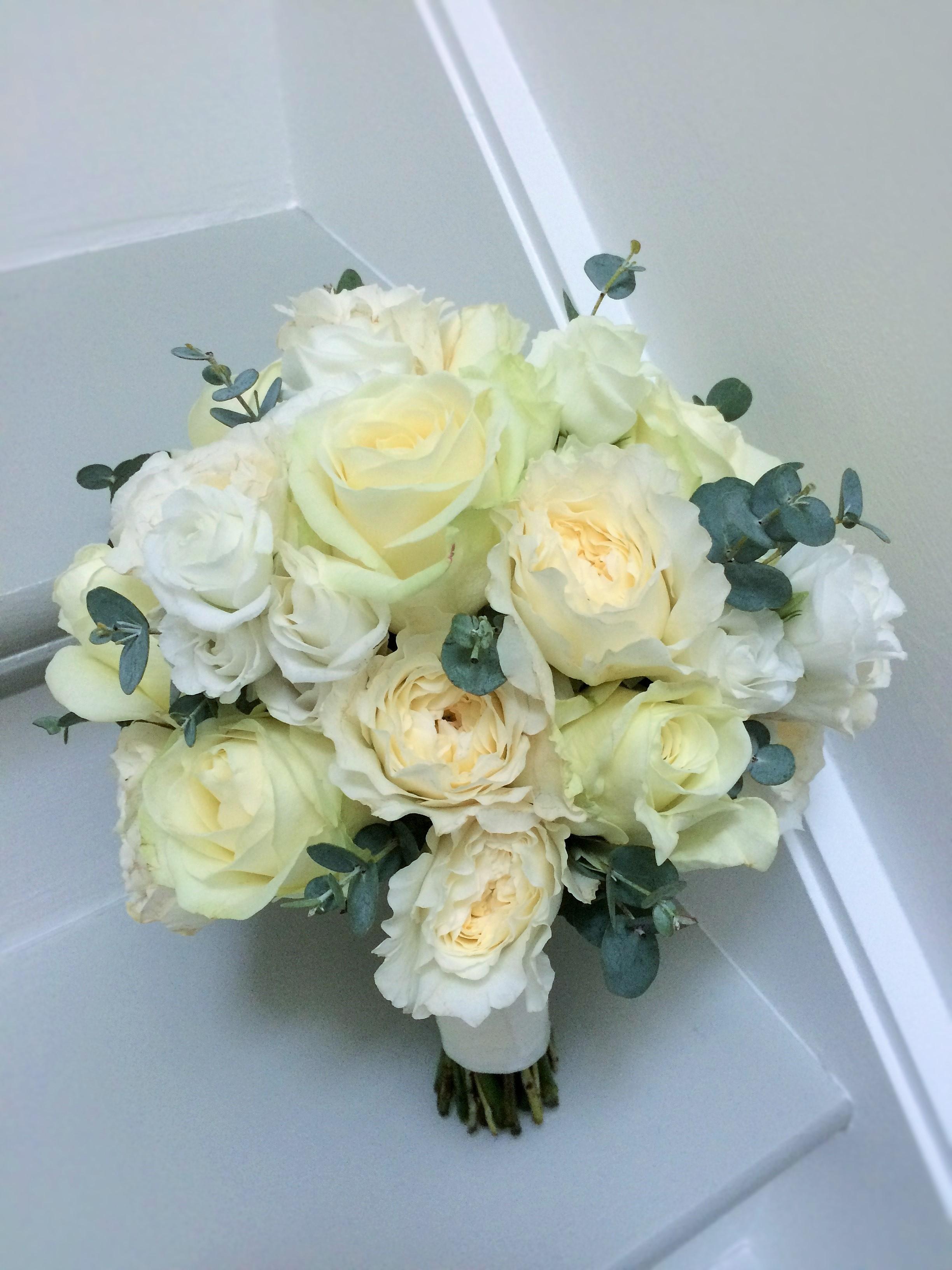 Handtied Bridal Bouuquet