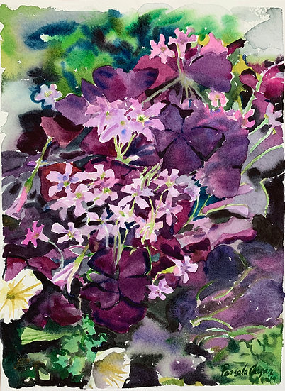 Shamrock Flowers