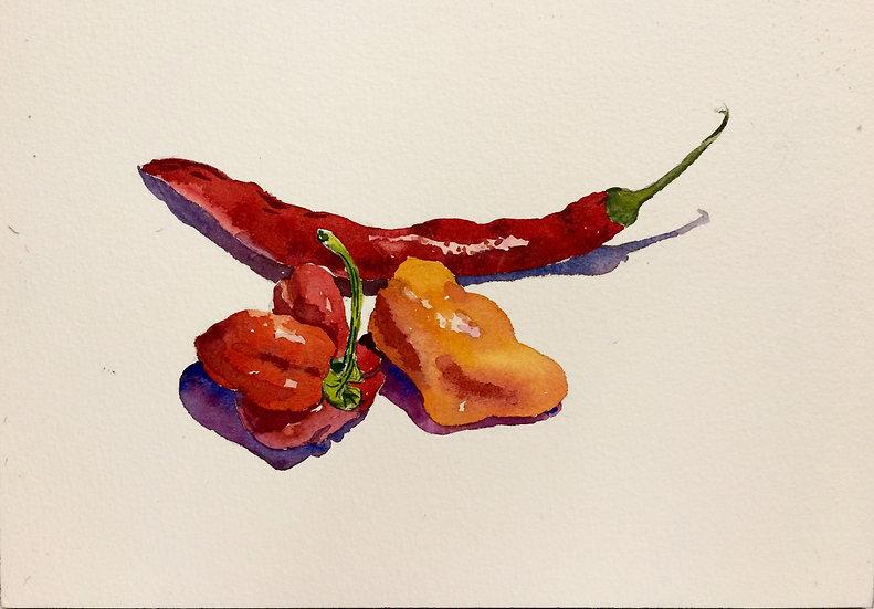 Pepper Paul's Peppers