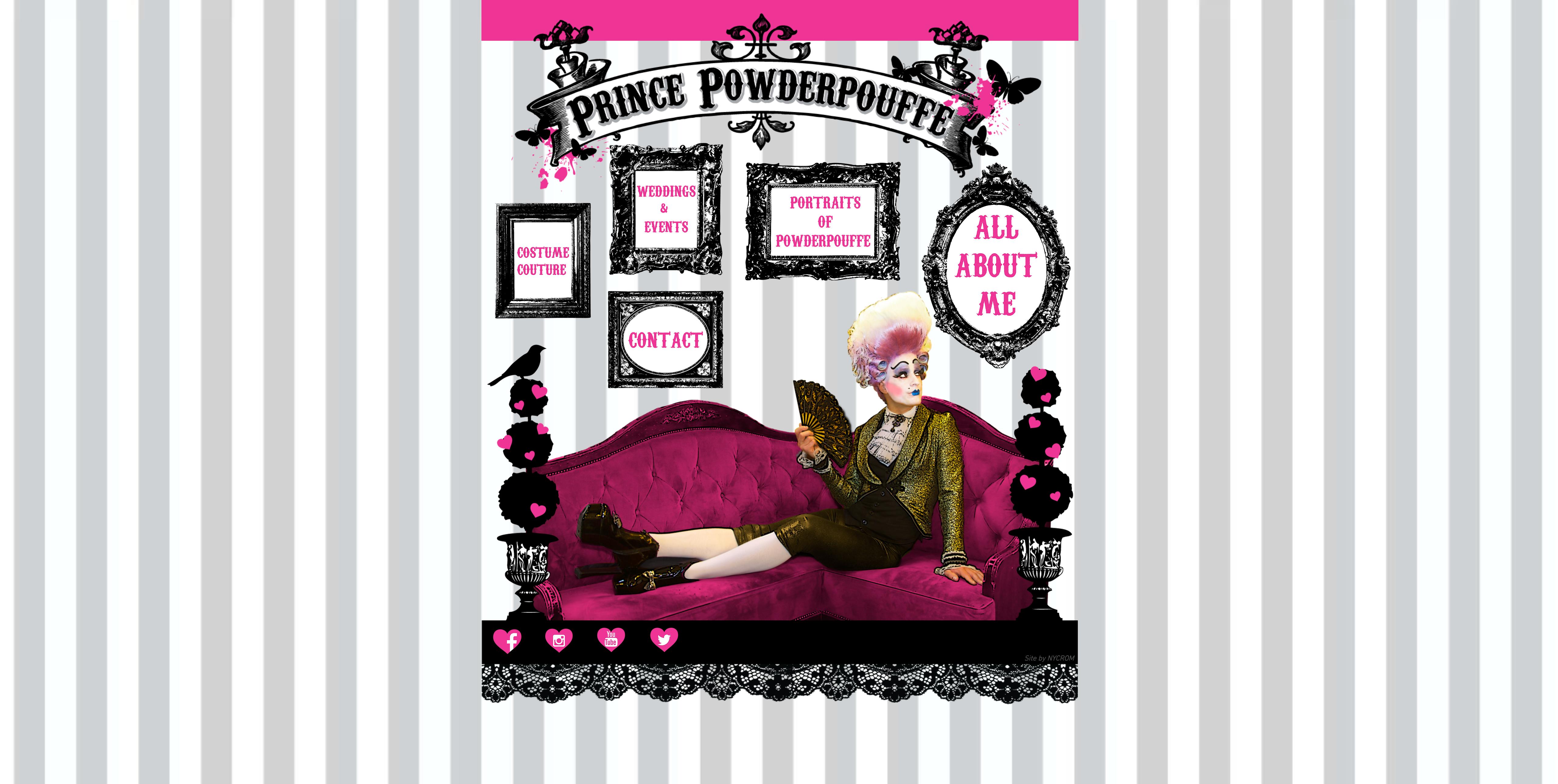 Prince Powderpouffe
