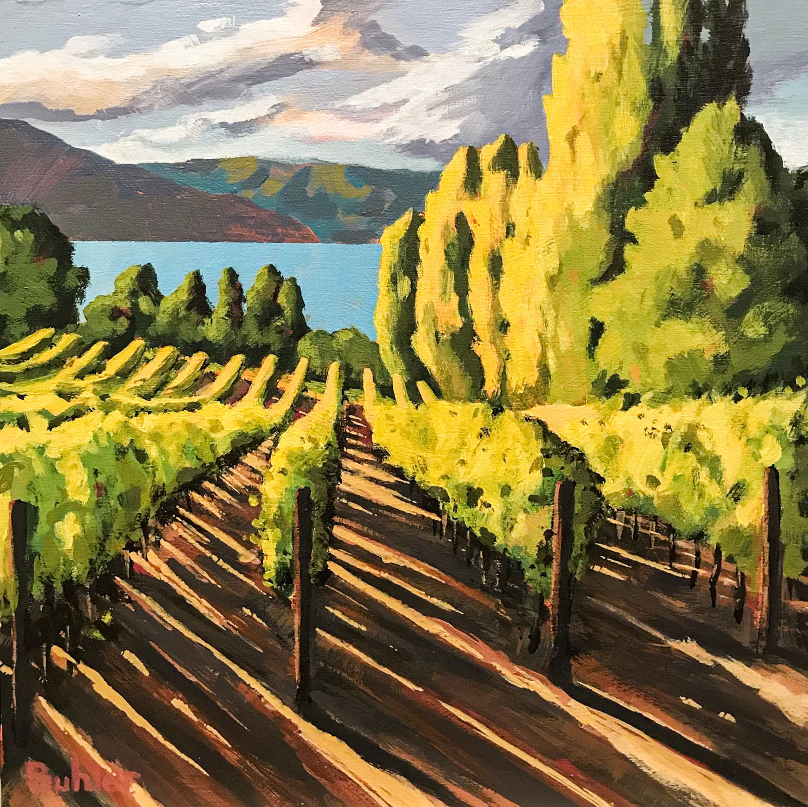 La Frenz Vineyard, Naramata
