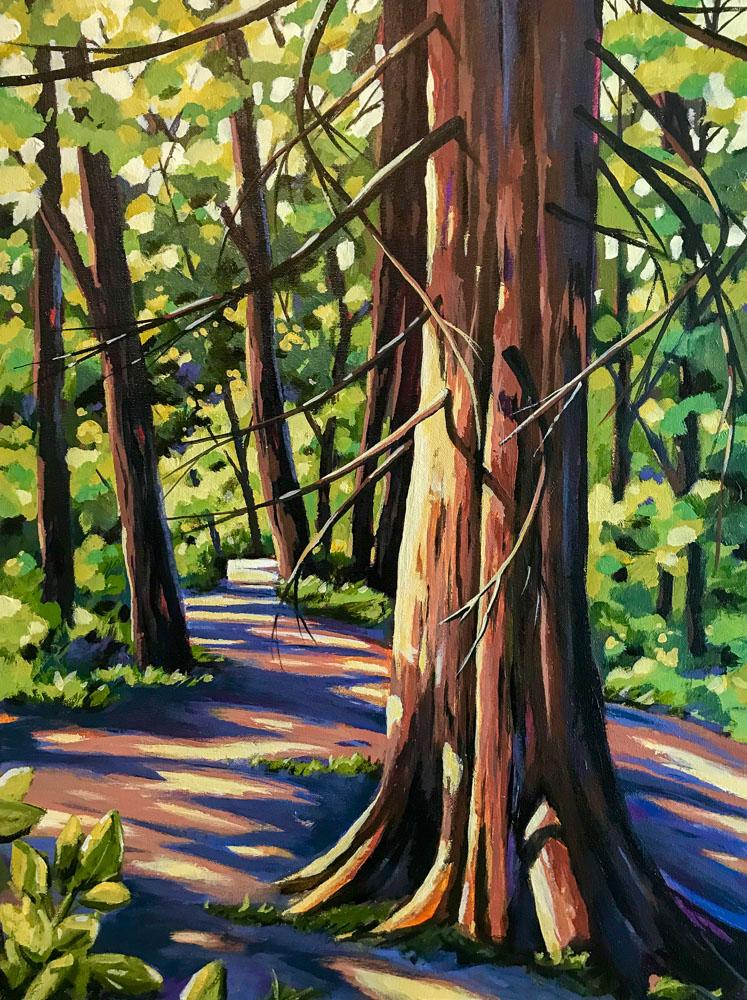 Bose Park Path
