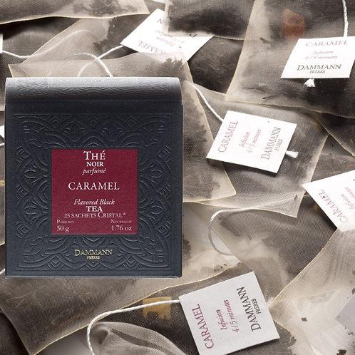Thé Caramel boîte 25 sachets