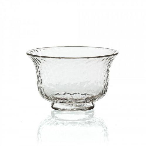 Bol à thé en verre -Danjo- 12,5cl