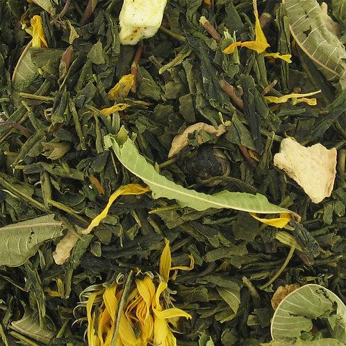 Thé vert Mellow Mandarine Bio