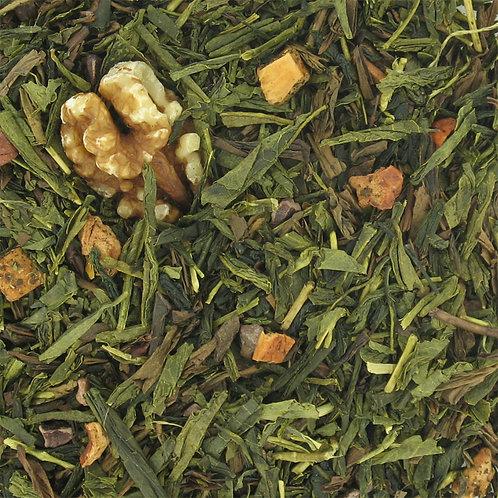 Thé vert Walnut Cookie Bio