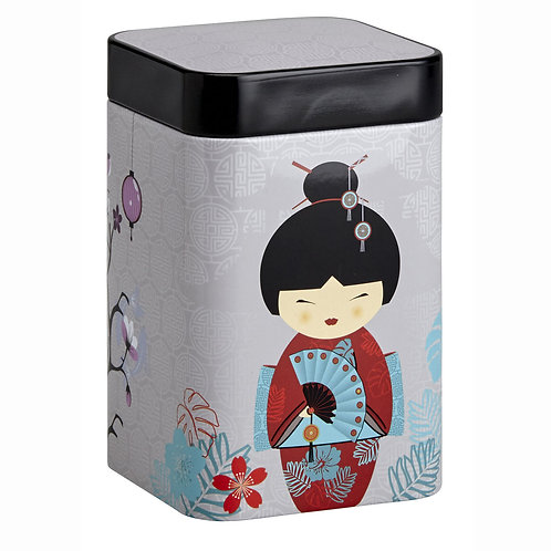 Boîte Little Geisha grise 100g