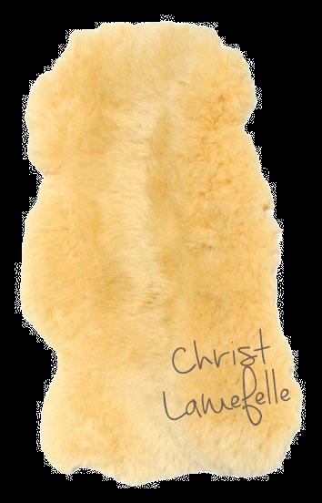 Peau d'agneau Poils Longs