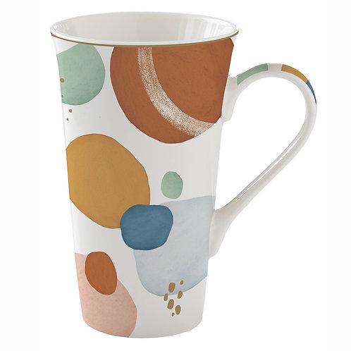 Shapes mug géant en porcelaine